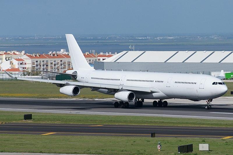 File:Hi Fly Malta Airbus A340-300 9H-SUN (39980050230).jpg