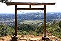 Hidaka Saitama Kinchakuda Panorama From Mt.hiwada 2.jpg