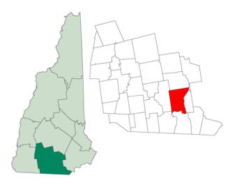 Merrimack, New Hampshire - Image: Hillsborough Merrimack NH