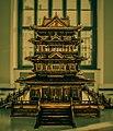 Himmlischer Pavillon aus dem Dong Yue Tempel, Provinz Shanxi (Model) (12173942573).jpg