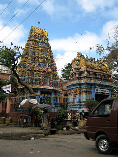 Burmese Indians Ethnic community