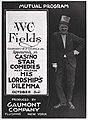 His Lordship's Dilemma 1915 advert.jpg