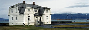 Reykjavík Summit - The former French consulate, called Hofdi, was the site of the Reykjavík Summit in 1986