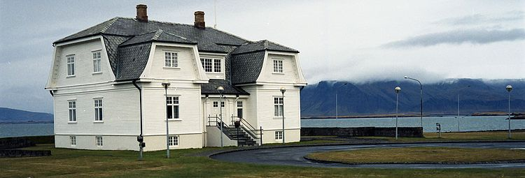 Hofdi House Reykjavik