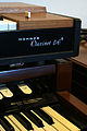 Hohner Clavinet D6 & Hammond M-100 series, Vinylizor Studio, London.jpg