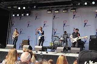 Hollerado Canadian rock band