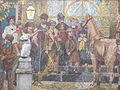 Holloway Circus - Mural depicting events in Horse Fair (3622687866).jpg