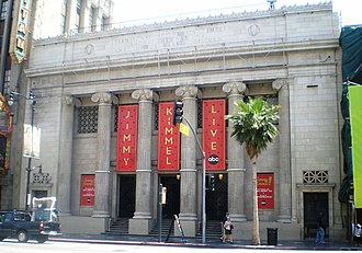 Hollywood Masonic Temple - Hollywood Masonic Temple, 2008