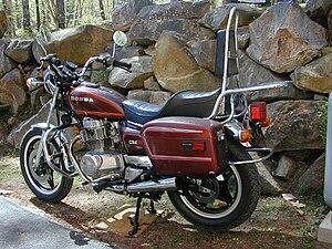 Honda CM400 - Wikipedia