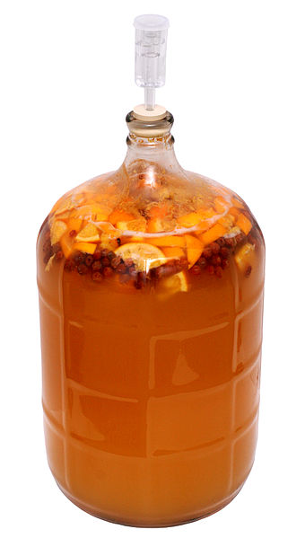 File:Honey-Fruit-Mead-Brewing.jpg