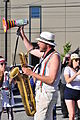 Honk Fest West 2015, Georgetown, Seattle - Carnival Band 23 (18871573098).jpg