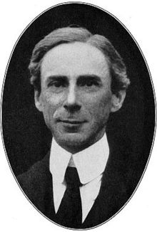 Bertrand Arthur William Russell, den 3. jarl Russell