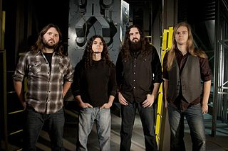 Hope for the Dying American Christian Metal band from Jonesboro, Illinois