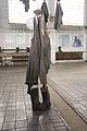 Hornický skanzen Mayrau, řetízkové šatny, oblečení.jpg