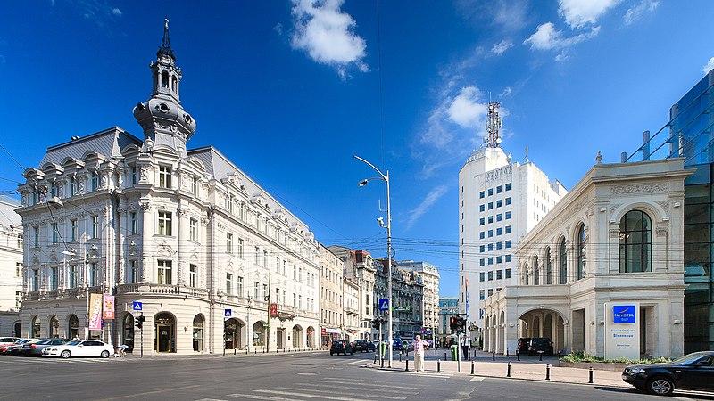 File:Hotel Continental - Calea Victoriei.jpg
