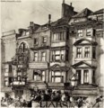Houses in the Strand - drawing by Frank Lewis Emanuel.png