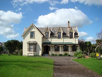 Howick, New Zealand - Howick Historical Village.