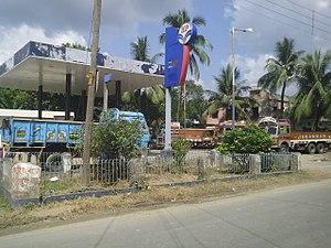 Asannagar - Hp petrol pump (Asannagar Puratan Bazar)