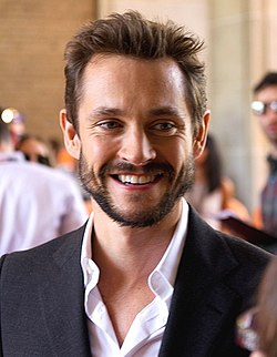 Hugh Dancy på Toronto International Film Festival 2011.