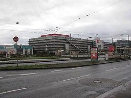 Hugo-Junkers-Straße in Frankfurt am Main