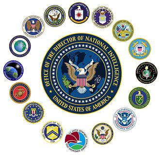 United States Intelligence Community - Image: IC Circle