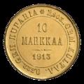 INC-1030-r Десять марок 1913 г. (реверс).png