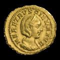 INC-1834-a Ауреус Геренния Этрусцилла ок. 249-251 гг. (аверс).png