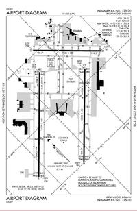 Bandar Udara Internasional Indianapolis - Wikipedia bahasa ...