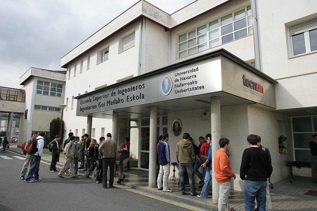Campus tecnol gico de la universidad de navarra - Escuela superior de arquitectura de san sebastian ...