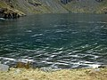 Ice effects on Llyn Cau - geograph.org.uk - 520432.jpg