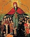 Icon 03050 Pokrova Bogorodicy. Seredina XVII v. Ukraina.jpg