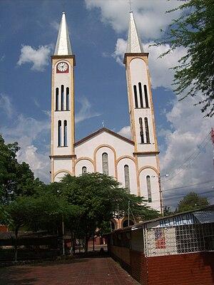 Tocaima - Image: Iglesia Tocaima