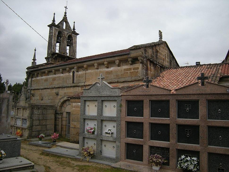 Igrexa de San Salvador de Prexigueiró, O Pereiro de Aguiar