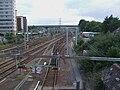 Ilford station bay track high westbound.JPG