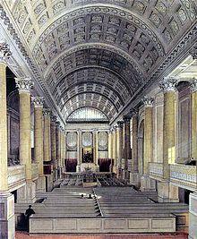 Alter Dom Berlin, Innenraum (Quelle: Wikimedia)