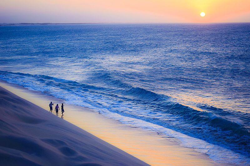 Praias incríveis do Brasil