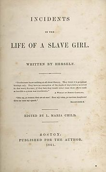 incidents in the life of a slave girl incidentsinthelifeofaslavegirl jpg