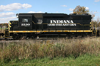 Indiana Northeastern Railroad