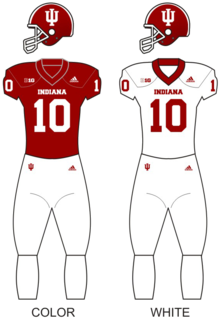 2020 Indiana Hoosiers football team American college football season