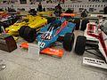 Indianapolis Motor Speedway Museum in 2017 - Racecars 09.jpg