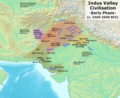 Indus Valley Civilization, Early Phase (3300-2600 BCE).png