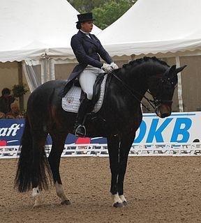 Inessa Merkulova dressage rider