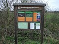 Information board at Buckenham Marshes - geograph.org.uk - 1123676.jpg