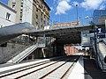 Infrastructures d'accès de la gare d'Epinay-Villetaneuse T11 Express.jpg