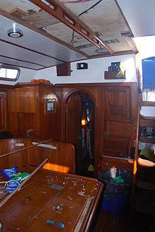 Segelyachten innen  Moderner Yachtbau – Wikipedia