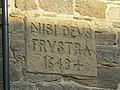 Inscribed stone - geograph.org.uk - 1437232.jpg
