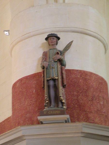 File:Intérieur église de Saint-Crépin-Ibouvillers statue 10.JPG