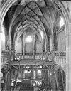 interieur van het koor naar het oosten - arnhem - 20024625 - rce