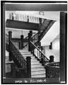 Interior, staircase - Peoria City Hall, 419 Fulton Street, Peoria, Peoria County, IL HABS ILL,72-PEOR,1-4.tif