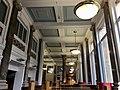 Interior of NatWest Bank, Newport, August 2020 02.jpg